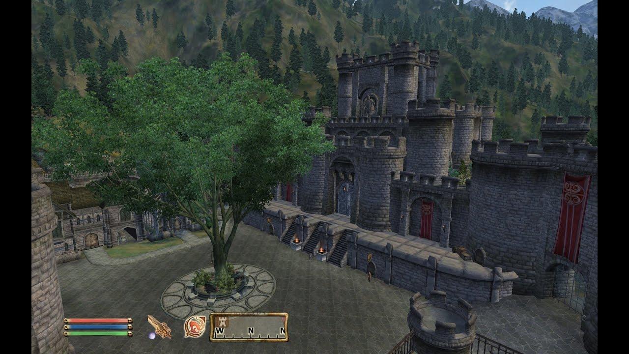 Castle Oblivion Inside Oblivion Battlehorn Castle