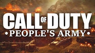 CALL OF DUTY: PEOPLE'S ARMY! COD 2017 VIETNAM POTENTIALLY LEAKED