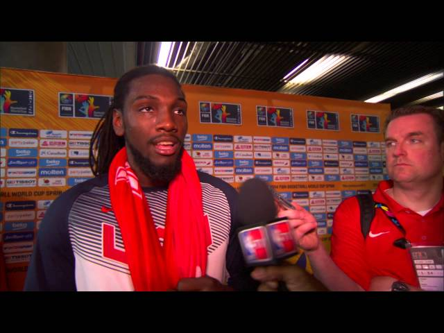Kenneth Faried on Team USA's Win over New Zealand