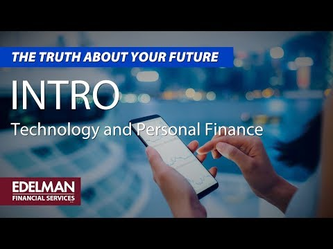 Technology Is Changing the Future of Personal Finance