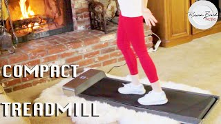 New Walking Pad Treadmill Review | New Treadmill Style  Compact & Easy to Store