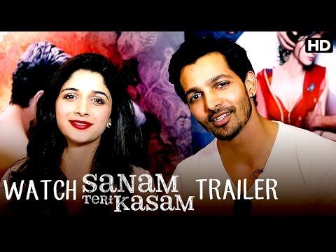 Watch Sanam Teri Kasam Trailer | Harshvardhan Rane, Mawra Hocane