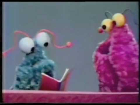 Sesame Street Yip Yip Martians tries Gangsta  Rap just like Ernie and Bert / Ante Up