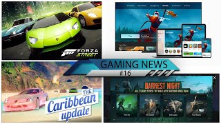 GAMING NEWS #16 - Forza Street Release Date, Apple Arcade, Pubg Mobile 0.12.0 Update, Asphalt 9