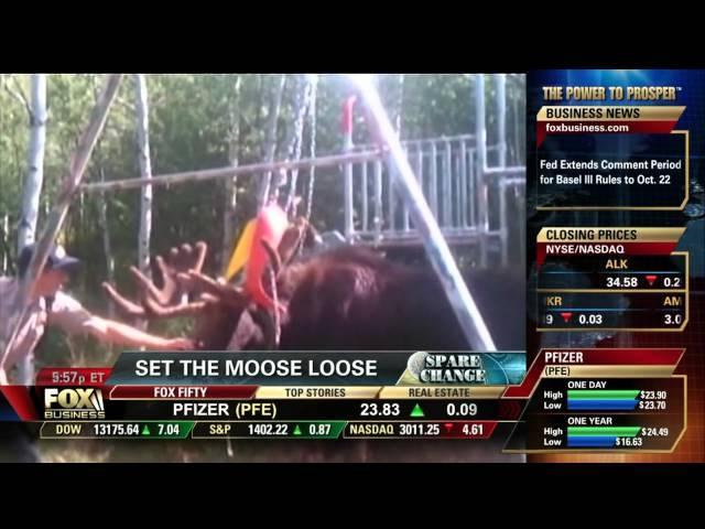 Carol Roth on Obama Michael Jordan Classic, Dictatorship Fashion & Moose on the Loose