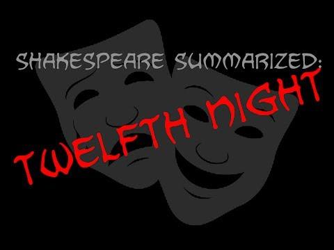 Shakespeare Summarized: Twelfth Night video