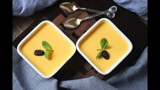Mango Yogurt Recipe | Mango Flavored Yogurt | Easy mango dessert by Yummy Bohra recipe