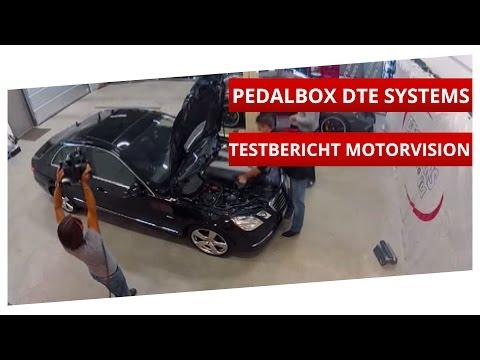 Pedalbox Testbericht Motorvision DTE Systems Chiptuning