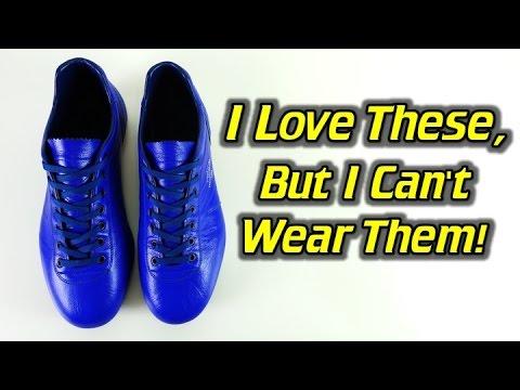 Pantofola d'Oro Lazzarini (Blue) - One Take Review + On Feet