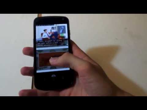 ... GRATIS DraStic DS Emulator DE NINTENDO SD ANDROID Con Bios Full 2013