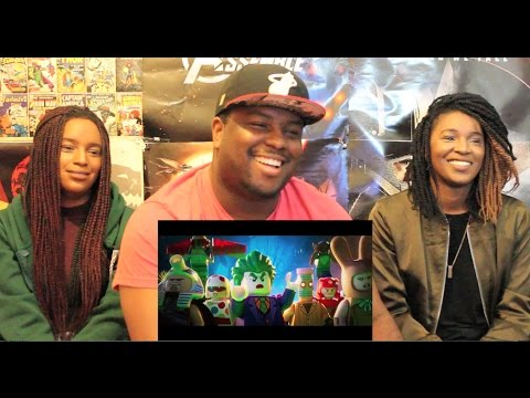 The LEGO Batman Movie – Trailer #4 REACTION + THOUGHTS!!!