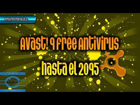 Avast! 9 Free Antivirus hasta el 2095│ Descargar e Instalar Full 2014