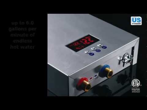Tankless Water Heater Reviews | Tankless vs Tank