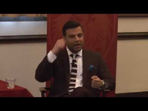 Anup Kaphle on Nepal and Labor Migration after the Earthquake