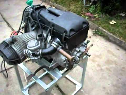 Двигатель BMW R80