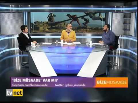 TVNET / BİZE MÜSAADE - 20.02.2015