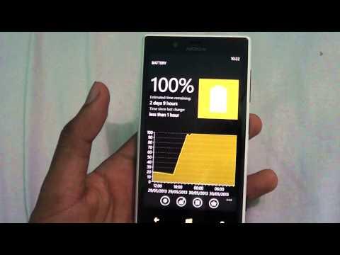 Desempenho da Bateria - Nokia Lumia 720 - Pt BR