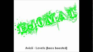 Download Avicii - Levels (bass boosted) 3Gp Mp4