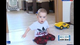 Рома Еремеев, врожденный артрогрипоз, требуется этапное оперативное лечение