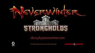 Neverwinter: Strongholds - Official Xbox Gameplay Trailer (ESRB)