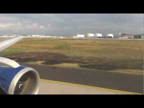 BA902 Heathrow - Frankfurt Main, British Airways - Boeing 767-300ER - G-BNWZ (Full Flight)