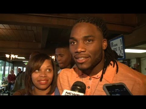 Jaylon Smith full interview after being drafted by Dallas Cowboys