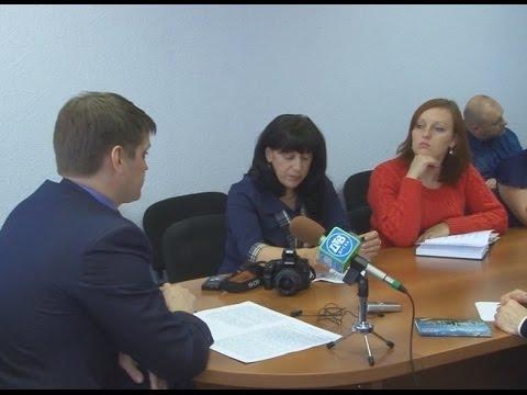 Десна-ТВ: Контакт: пресс-конференция В.В. Седунков