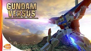 GUNDAM VERSUS - Trailer de anúncio em português - Bandai Namco Brasil