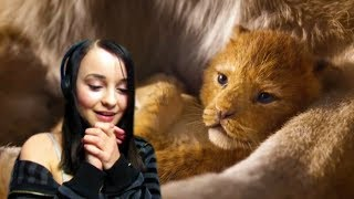 The Lion King (2019) | Teaser Trailer Reaction