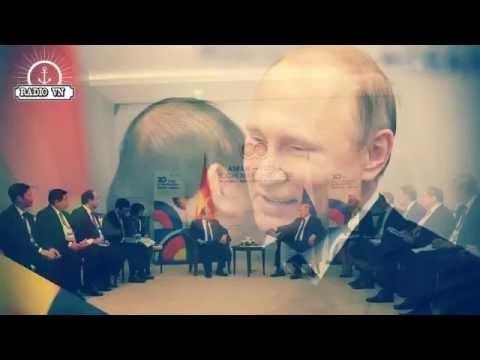 Putin bất ngờ cãi lời ngoại trưởng Sergey Lavrov về vấn đề biển Đông- Radio VN