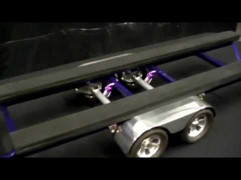 Stinger 609 drag boat project part 2: trailer