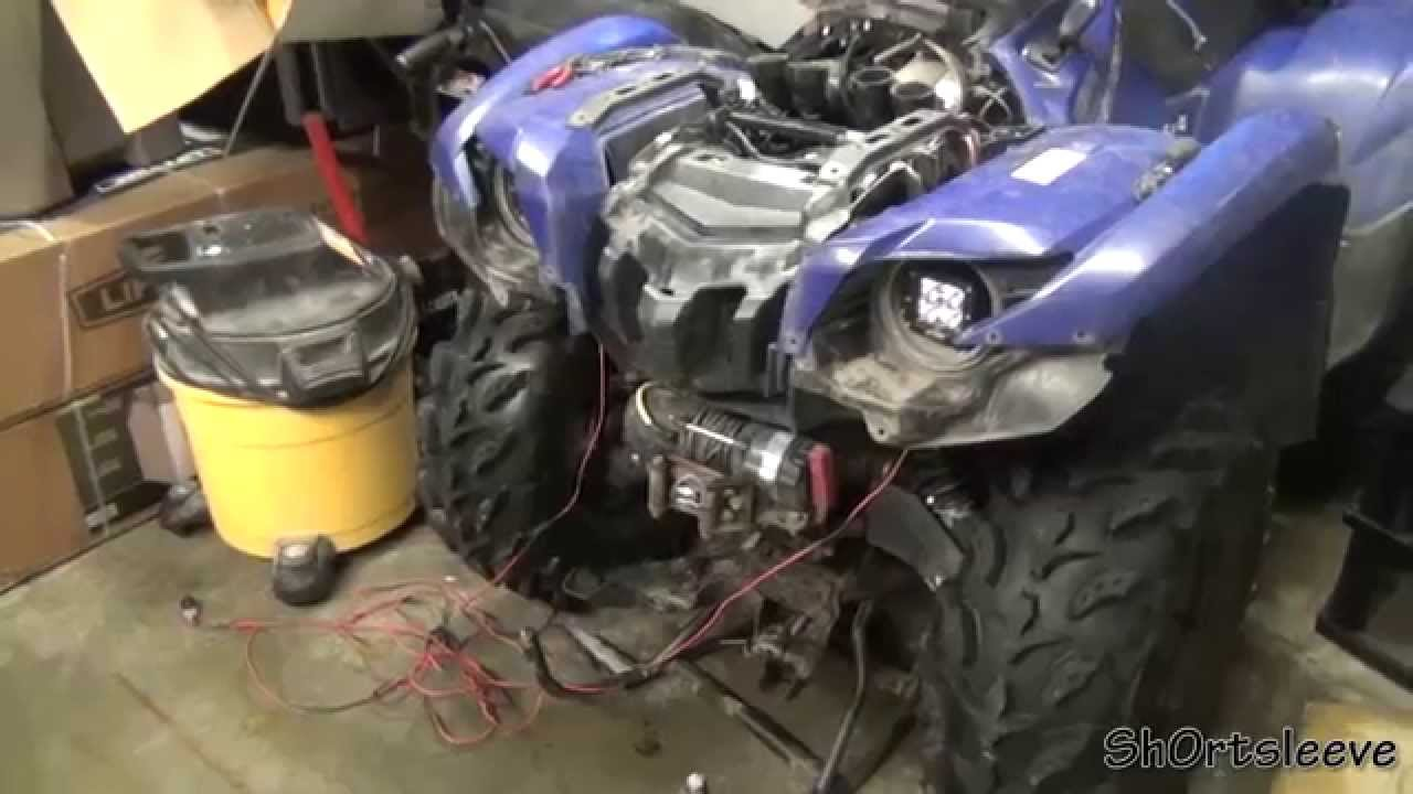 Yamaha Grizzly  Led Lights