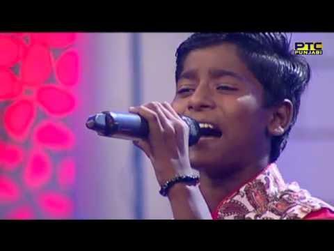 NAND singing TERE BIN by Master Saleem   GRAND FINALE   Voice of Punjab Chhota Champ 3   PTC Punjabi