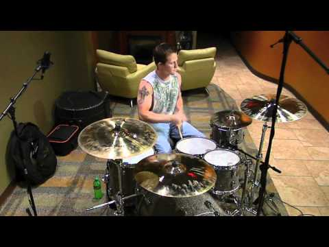 You Stupid Girl - Framing Hanley - Drum Cover - (chase) video