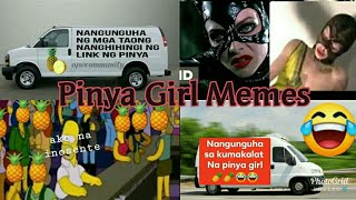 Pinya girl sa Twitter Memes (Super Trending)
