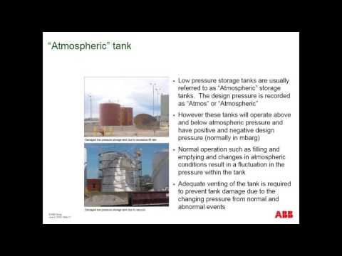 Safe Operation of Tank Farms using Process Design Webinar