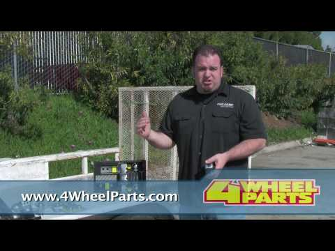 How to Tow - Part 1: Hitches, Receivers, and Ball Mounts
