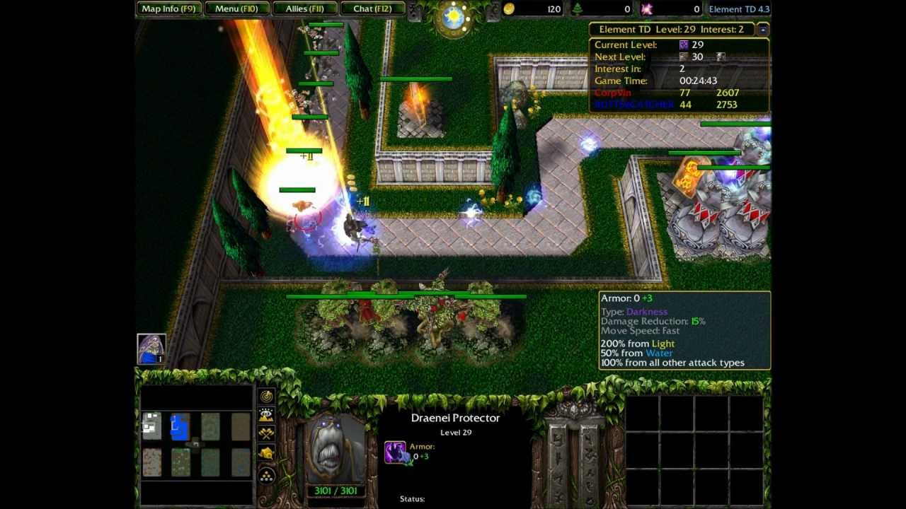 Gem td has originally been created as a tower defense map for the warcraft 3 the frozen throne game
