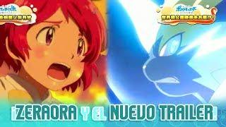 ¡ZERAORA y el NUEVO TRAILER COMPLETO de la película POKÉMON EVERYONE´S STORY | EBattle