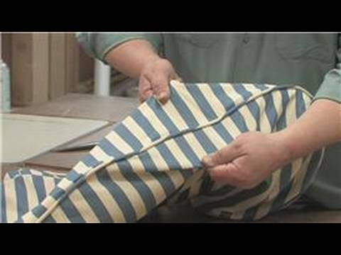 Furniture Upholstery Repairing Tears In Upholstery