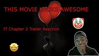 IM SO READY FOR THIS MOVIE | IT Chapter 2 final trailer | Reaction/Review