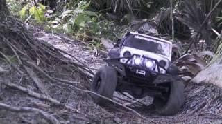 Rc Trail Run: Otter Trail (Jeep Unlimited)