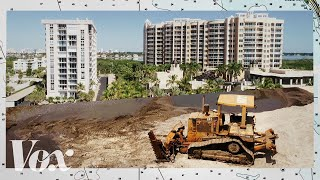 The problems with rebuilding beaches