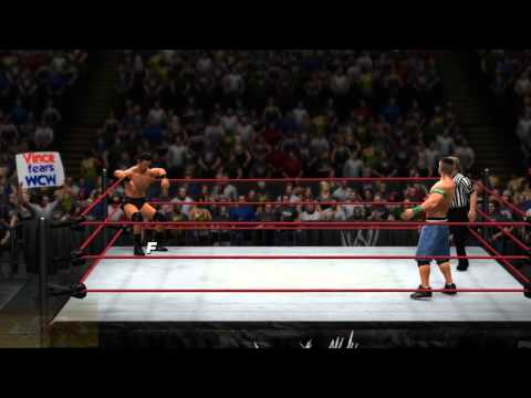 The Final - John Cena vs Drew Mcintyre