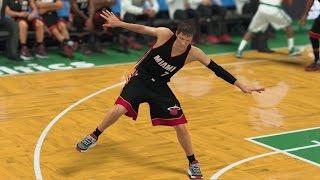 NBA 2K17 PS4 My Career - Got Dragic Leaning!