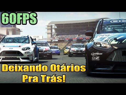 Deixando Otários Pra Trás - Grid Autosport (60FPS)