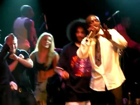 Akon - I'm So Paid Live  Grammy After Party Key Club 020809 Colby O Donis Kardinal Offishall video