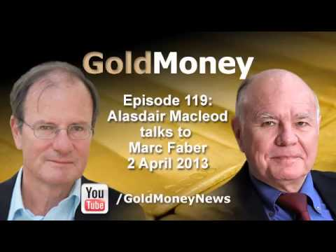 Marc Faber: 'I would probably choose gold'
