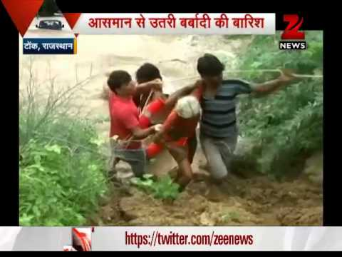 Monsoon rage: Floods across India