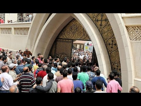 Egypt's Islamic State Leader Warns Muslims To Avoid Christian Gatherings